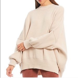NEW FREE PEOPLE Easy Street Pearl Tunic
